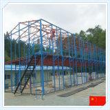 2016 структура Q235 Q345 большая стальная для мастерской