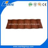 Kundenspezifische Farben Stein-der überzogenen Metalldach-Fliesen von China