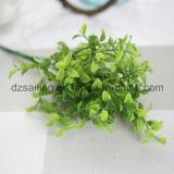 Пластмасса выходит цветок Aritificial для венчания/украшения домашних/сада (SF16294)