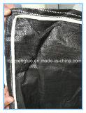 Wasserdichter pp. gesponnener Beutel-Supersack hergestellt von überzogenem Gewebe für Verpackungs-Sand