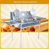 Double Baker de roulis d'oeufs de carter d'exécution de haute performance, roulis d'oeufs faisant la machine