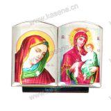 Elementi religiosi del regalo islamico di cristallo, Mh-Lp035 decorativo religioso di cristallo