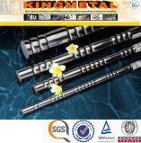Tube spécial soudé d'acier inoxydable d'ASTM A554 201 pour des meubles