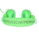 Hersteller-beste Großhandelsqualität über Ohr verdrahtetem Stereo-Kopfhörer des Kopfhörer-MP3