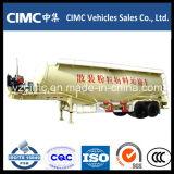 CIMC cemento a granel en cisternas Remolque