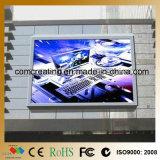 Pantalla de visualización grande a todo color de LED de la publicidad al aire libre de P8 SMD