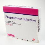 体のLuteumのホルモンのCrinone Progesteron Progesteronaのプロゲステロンの注入2ml
