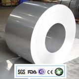 aluminiumfolie 1235 0.007mm de Van uitstekende kwaliteit van de Verpakking van de Tabak