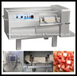 máquina de corte em cubos da carne de 4-12mm