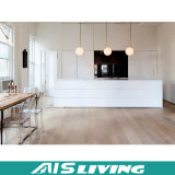 Mobília UV dos gabinetes de cozinha da laca lustrosa elevada impermeável (AIS-K062)