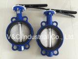 Duktiles Eisen-Hochleistungs--Oblate-Drosselventil