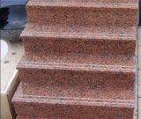 Escalier bon marché de granit flairant, escalier