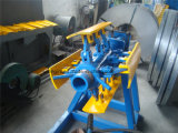 3 tonnellate di Uncoiler manuale per la bobina d'acciaio del bambino del metallo