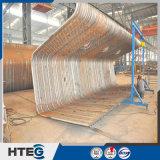 Mur de l'eau clouté par pièces de pression de chaudière de constructeur de la Chine dans la chaudière à vapeur