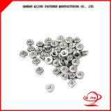 Écrou de blocage hexagonal d'acier de bride de qualité de la Chine