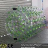 PVC TPU物質的で膨脹可能なプール膨脹可能な水歩くローラー
