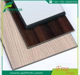 Feuille blanche de stratifié de contrat de la décoration 12mm à vendre