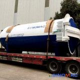 Embarcaciones Certificado CE Vidrio laminado de cristal a prueba de tiro (SN-BGF2045)