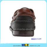 Zapatos del barco del cuero de la calidad de Hight para los hombres