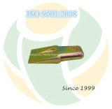 Stangenbohrer-Zahn-Kegelzapfen-passender Zahn-flache Zähne (201) für Massen-Stangenbohrer