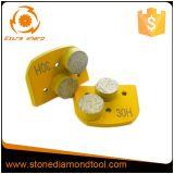 X этапа кнопки серии диамант скрепления металла ловушки изменения двойного быстро