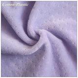 De punto color sólido Dobby Terciopelo Tejido para ropa / Textiles para el hogar (Opciones de color múltiples)