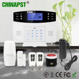 Allarme domestico senza fili di GSM di obbligazione dell'intruso dello scassinatore di GSM (PST-GA997CQN)