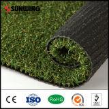 Im Freien setzendes Grün-Golf-künstlicher Gras-Teppich