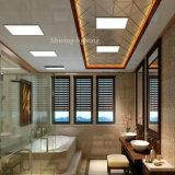 Innenministerium-Verbrauch-Cer RoHS AC85-265V LED eingehangene LED Instrumententafel-Leuchten der Decken-Lampen-Beleuchtung-24W quadratische Oberfläche