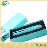 Rectángulo de empaquetado de la extensión del pelo, rectángulo de papel del regalo para la horquilla (CKT-CB-752)