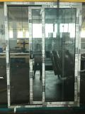 أستراليا أسلوب ألومنيوم لوح زجاجيّة [سليد دوور] على مسلوقة يكسى إنجاز