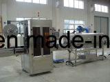 Máquina de etiquetado de alta velocidad de las botellas del animal doméstico