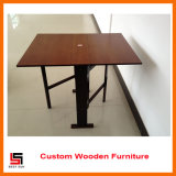 공간 절약 쉬운 Foldable 옆 테이블