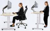 전기 인간 환경 공학 사무실 고도 조정가능한 책상 또는 상승 책상 또는 서 있는 책상 (ET201)