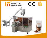 Desnatado - máquina de embalagem do pó de leite