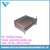 Scambiatore di calore materiale personalizzato del tubo di aletta