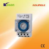 주간 풀그릴 전자 디지털 타이머 스위치 (16A 250VAC)