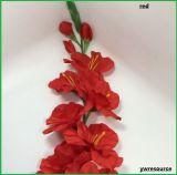 Flores falsas de seda baratas de las flores artificiales para la decoración casera de la boda