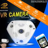 De Visie van de Nacht van kabeltelevisie IRL 360 Graden van de Veiligheid Surveillance&#160 van Fisheye; De Draadloze Camera van HD 3MP IP WiFi met 128g het Registreren van 3D Beeld Vr