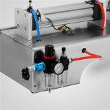 Пневматическая завалка машины завалки 50-500ml Semi-Автоматическая одиночная головная жидкостная