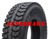 Retreadable 295/80r22.5 Hochleistungsradial-LKW-Reifen