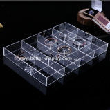 Clear Acrylic Jewelry Display Cases