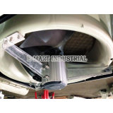 Refrigerador de aire evaporativo de la ventana de la pared del agua plástica industrial del tejado