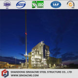 Schwerer Stahlkonstruktion-Rahmen für Industrieanlage