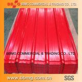 Impresión PPGL y PPGI del Anti-Dedo para el material de construcción PPGI acanalado para la hoja de acero del material para techos