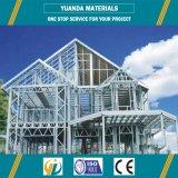 중국은 Lgs 싼 Prefabricated 가벼운 강철 구조물을 만들었다
