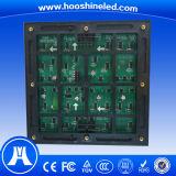 Visualización de LED al aire libre a todo color P6 de la instalación fácil y rápida