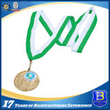 Medaglia di fusione sotto pressione in lega di zinco per la promozione (Ele-medal-103)