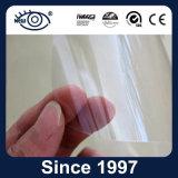 Película de seguridad de la protección del coche de la transparencia 4mil y de la ventana del edificio