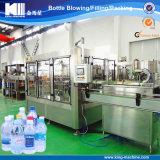 A bis z-Aqua-Wasser-füllenden Produktionszweig beenden